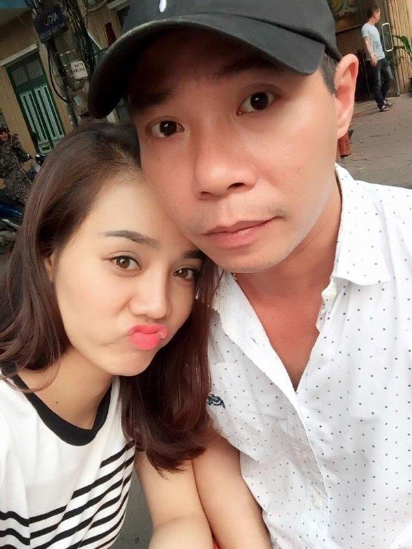 Công Lý khoe ảnh selfie bên bạn gái kém 15 tuổi. - Tin sao Viet - Tin tuc sao Viet - Scandal sao Viet - Tin tuc cua Sao - Tin cua Sao