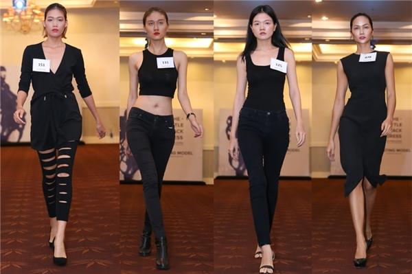 Buổi casting đã có 178 thí sinh/300 hồ sơ đăng kí đến tham gia trình diễn catwalk và tìm kiếm cơ hội được xuất hiện trên sàn diễn mang đẳng cấp quốc tế của Đỗ Mạnh Cường. Tất cả đều diện trang phục màu đen đồng điệu với chủ đề của show diễn Thu - Đông 2016.