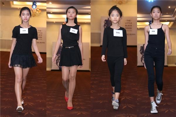 Sự tham gia của các người mẫu nhí khiến không khí buổi casting trở nên thú vị hơn. Các bé cũng sẽ có cơ hội xuất hiện trên sàn diễn Thu - Đông 2016 của Đỗ Mạnh Cường.