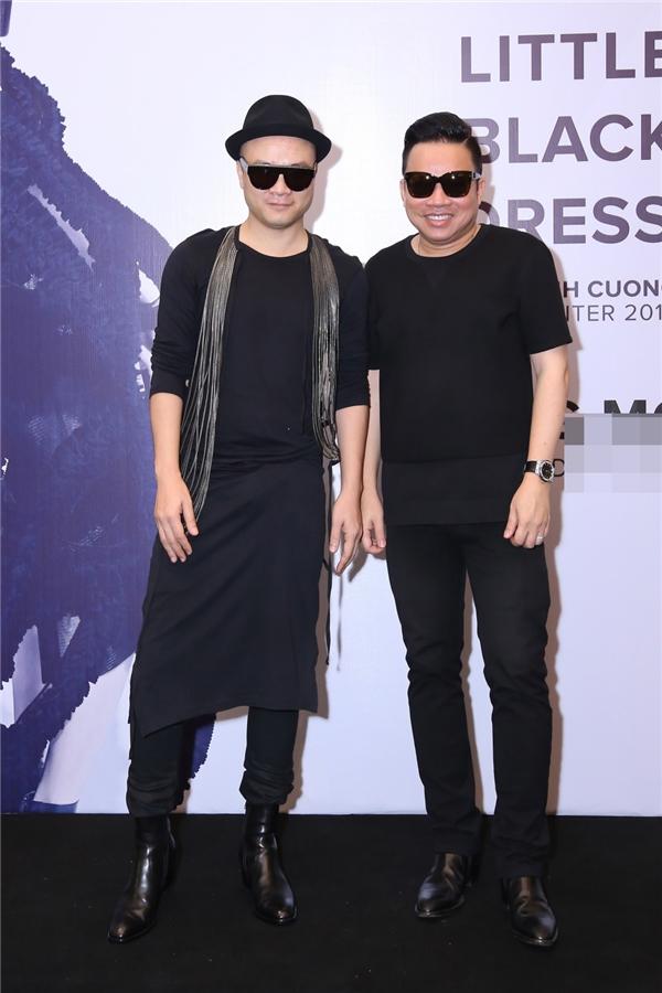 Trong buổi casting còn có sự xuất hiện của doanh nhân Phạm Huy Cận - giám đốc chương trình các show diễn của Đỗ Mạnh Cường trong suốt những năm qua.