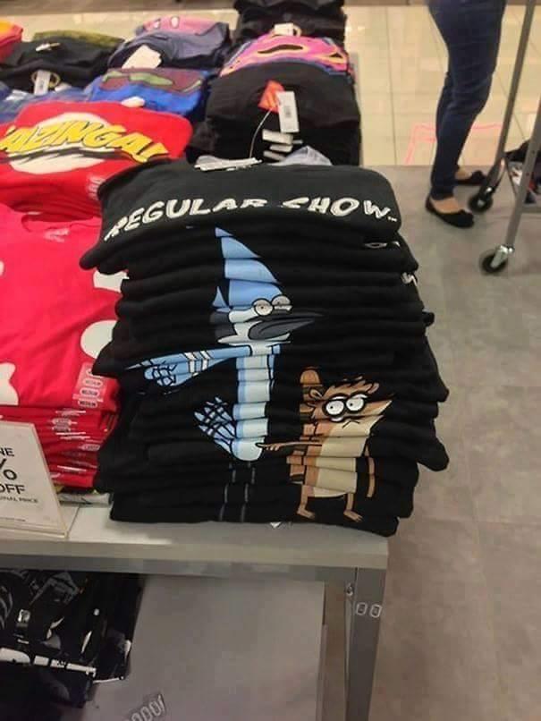 Các cửa hàng quần áo nên học tập kiểu trưng bày như thế này.(Ảnh: Internet)