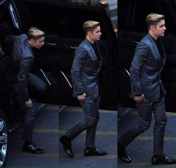 Justin bảnh bao, lịch lãm trong sự kiện.