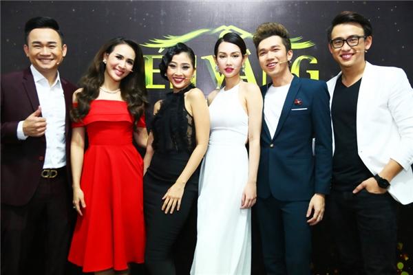 Top sáu thí sinh tại bảng Toàn Năng. - Tin sao Viet - Tin tuc sao Viet - Scandal sao Viet - Tin tuc cua Sao - Tin cua Sao