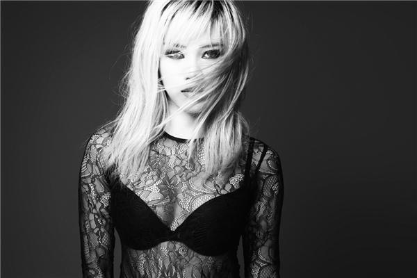 Nữ ca sĩ không chỉ muốn hoàn thiện giọng hát mà còn ở cả phần nhìn cho khán giả.