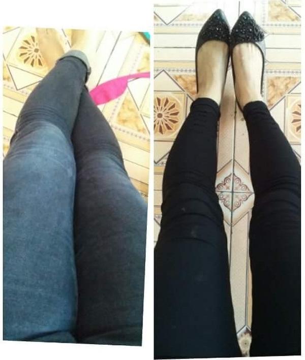 Chân heo hóa thành chân hạc sau một thời gian.