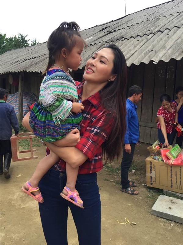 Ngôi trường tạm bợ sẽ được thay thế bằng công trình xi măng, cốt thép vững chắc. Đây cũng là nơi Diệu Ngọc thực hiện dự án nhân ái (bản Giàng,xã Pa Cheo, huyện Bát Xát, tỉnh Lào Cai).