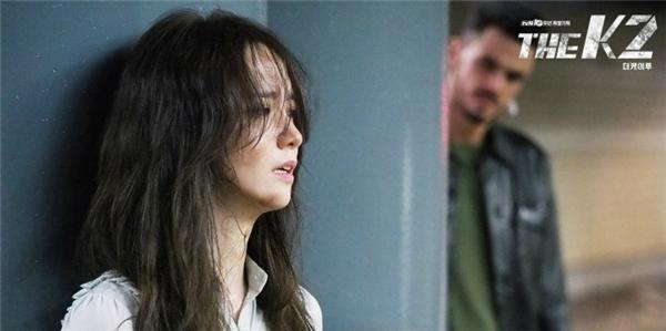 Mặc The K2 thể loại hành động, Yoona vẫn khóc đều qua từng tập phim