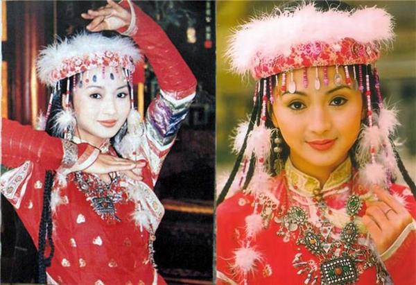 Sở hữu vẻ đẹp dịu dàng nhưng lại rất quyến rũ và còn từng học múa, Lưu Đan đã thể hiện rất tốt vai diễn công chúa Hàm Hương gây được dấu ấn sâu đậm trong lòng khán giả.