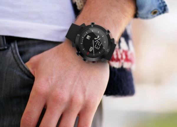 Không ai biết chiếc đồng hồ trên tay của bạn có phải là smartwatch hay không. (Ảnh: internet)