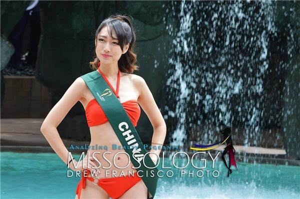Trong những năm gần đây, đại diện Trung Quốc tại các cuộc thi nhan sắc không hề được đánh giá cao, và Miss Earth cũng không là ngoại lệ.