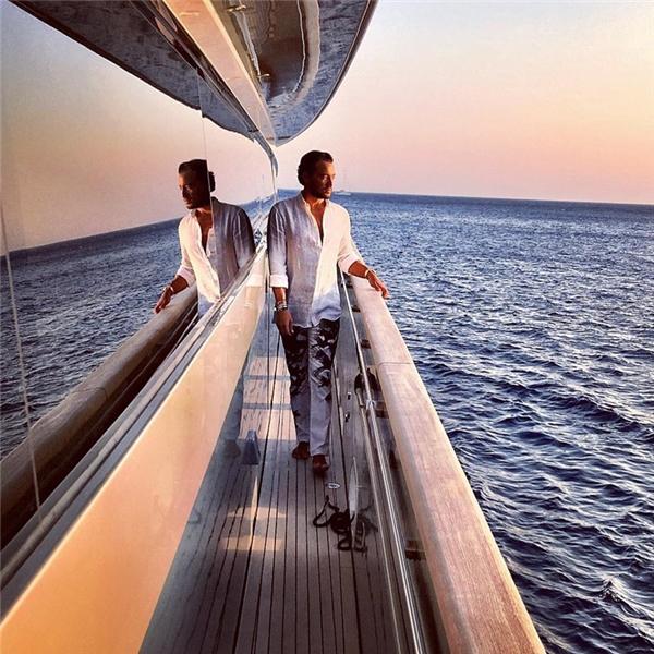 Emir mới tậu một căn biệt thự siêu sang ở Manhattan với số tiền 2,8 triệu bảng (hơn 76 tỷ đồng).