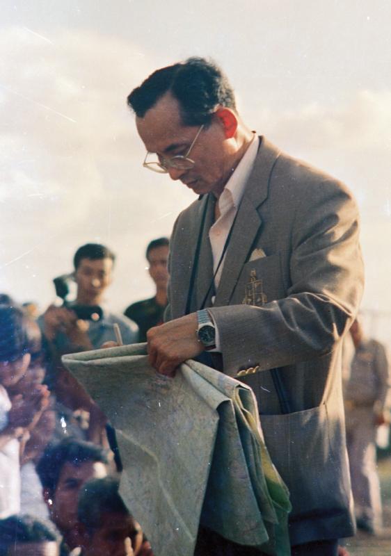 Quốc vương Bhumibol – vị Vua mang lại sự thịnh vượng cho Thái Lan