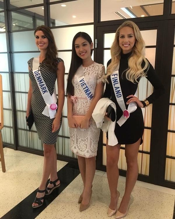 Vừa sang Nhật, Phương Linh giành giải Đại sứ du lịch Hoa hậu Quốc tế