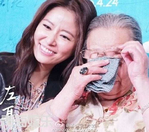 Nghệ sĩ Lý Minh Khảirơi nước mắt khi nghĩ về vai diễn Dung Ma Ma.
