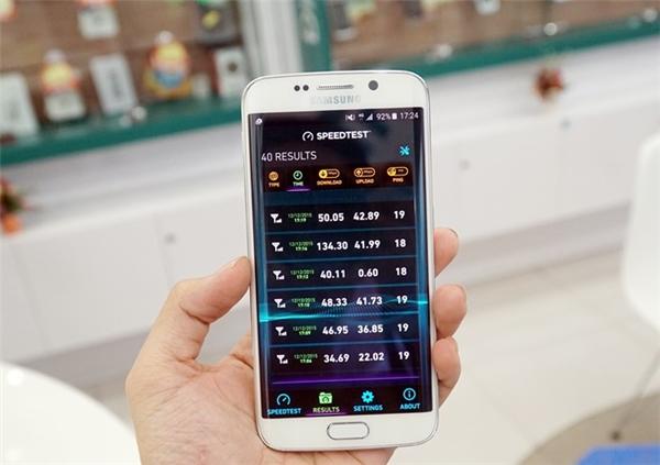 Mạng 4G có tốc độ lí thuyết cao hơn 3G từ 5 đến 7 lần. (Ảnh: internet)