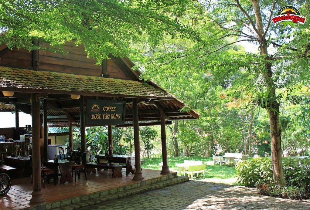 Madagui - thiên đường xanh mát tuyệt vời ở Việt Nam
