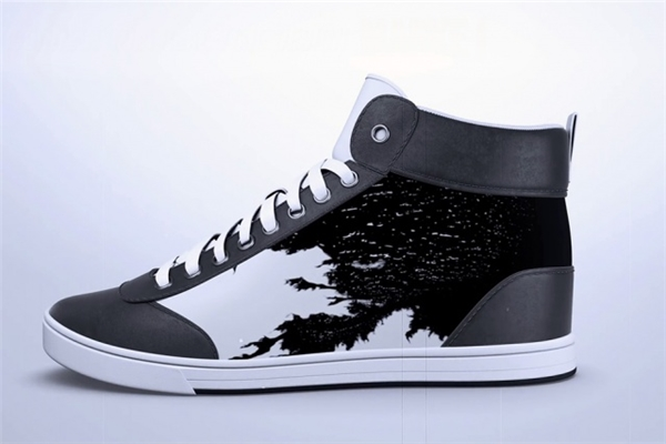 Đế giày được phủ bằng sợi Kevlar thường được dùng làm giáp chống đạn. (Ảnh: internet)