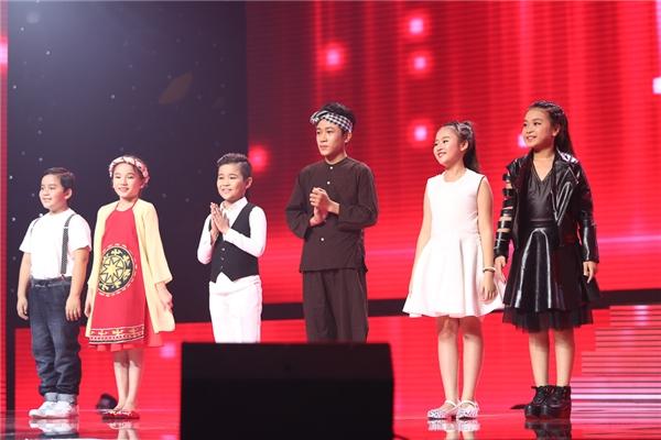 Top 6 thí sinh xuất sắc nhất của chương trình Giọng hát Việt nhí 2016. - Tin sao Viet - Tin tuc sao Viet - Scandal sao Viet - Tin tuc cua Sao - Tin cua Sao