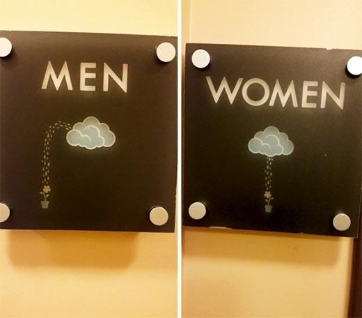 Nam-nữ thì luôn song hành cùng mây-mưa.