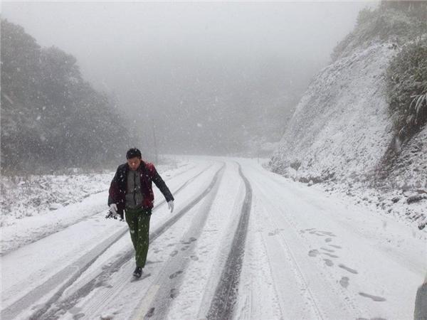 Có thể mùa đông năm nay các tỉnh vùng cao sẽ không có tuyết. (Ảnh: Internet, Nguồn: Tổng hợp)