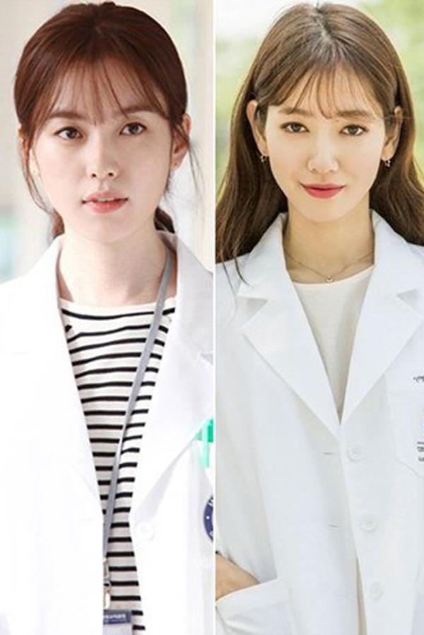 Đọ độ hòa hợp với mĩ nam Lee Jong Suk của Han Hyo Joo và Park Shin Hye
