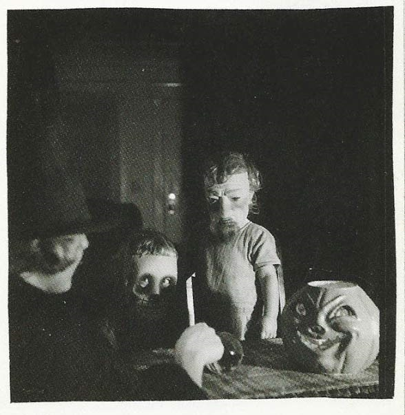 Không biết bộ óc kinh dị nào đã nảy ra ý tưởng cho những chiếc mặt này dễ sợ này?