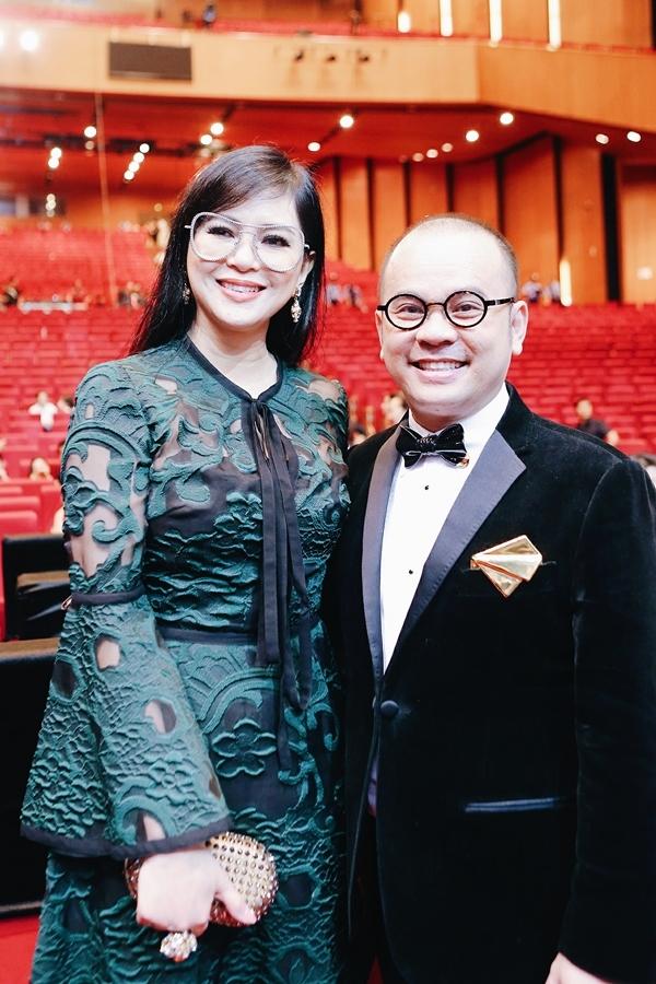 Sao Việt và bố mẹ chồng Hà Tăng đổ bộ thảm đỏ Diamond Show của Mr Đàm - Tin sao Viet - Tin tuc sao Viet - Scandal sao Viet - Tin tuc cua Sao - Tin cua Sao
