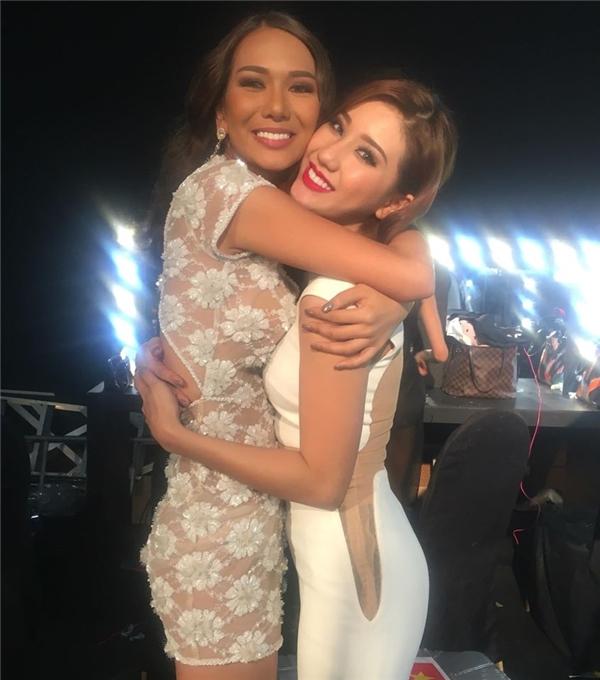 Hoa hậu Philippines được đánh giá là ứng cử viên hàng đầu cho danh hiệu Miss Intercontinental 2016 nhưng cô chỉ dừng lại ở top 15 chung cuộc. Đây là điều cũng khiến Bảo Như bất ngờ và tiếc nuối.