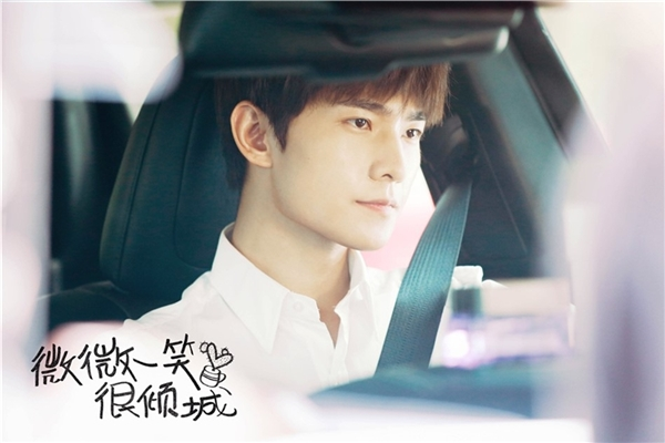 Nửa đầu năm 2016, Dương Dương tham gia bộ phim truyền hình Yêu em từ cái nhìn đầu tiên cùng Trịnh Sảng. Trong phim, anh diễn vai nam chính Tiêu Nại - một nam thần hoàn hảo chỉ xuất hiện trong tiểu thuyết.