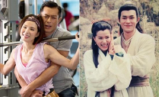 Năm 2015, nữ diễn viên lại khiến người hâm mộ hân hoan khi kết đôi với Cổ Thiên Lạc trong bộ phim 12 Ducks.