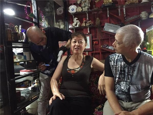 Người bà xăm mình tuổi 60: cuộc đời của mình, hãy làm điều mình muốn!
