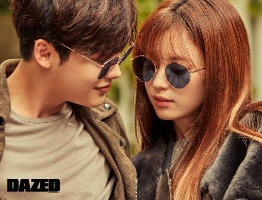 W kết thúc, Lee Jong Suk và Han Hyo Joo tiếp tục tình tứ ở trời Nhật