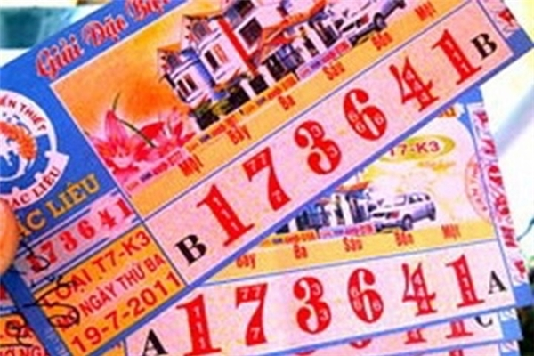Có người may mắn trúng số với số tiền lên đến cả tỷ đồng, cũng có người tán gia bại sản vì trò chơi ấy.