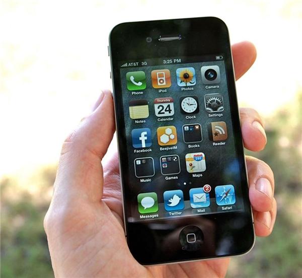 iPhone 4 ra mắt vào năm 2010. (Ảnh: internet)