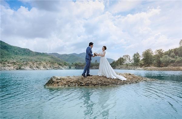 Ngắm trọn bộ ảnh cưới đẹp lung linh của vợ chồng Cao Minh Đạt - Tin sao Viet - Tin tuc sao Viet - Scandal sao Viet - Tin tuc cua Sao - Tin cua Sao