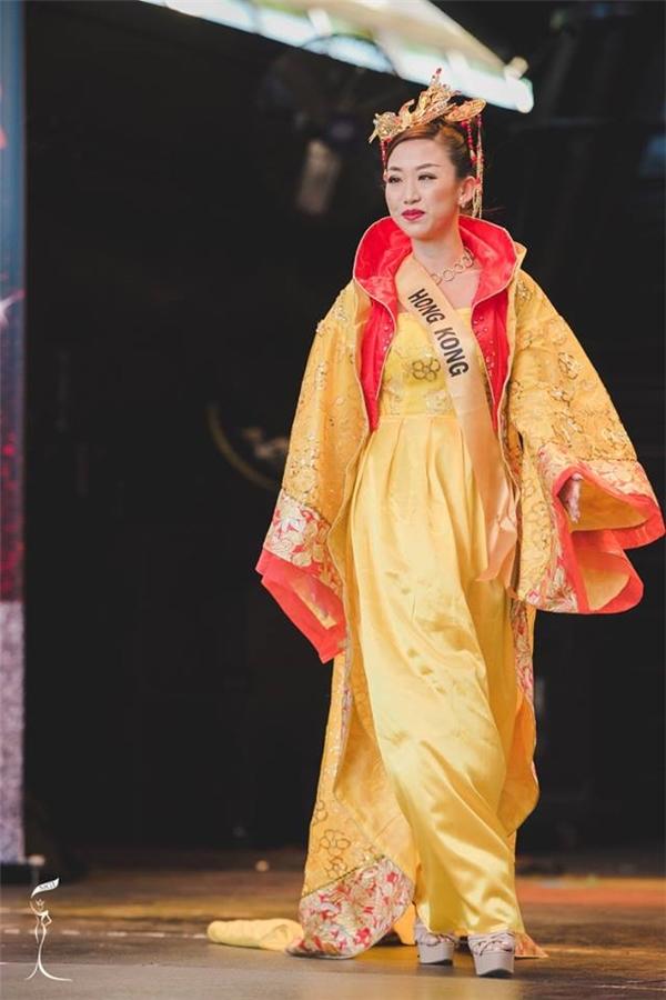 Rebecca Hoi-Yee Lau, Miss Grand Hong Kong