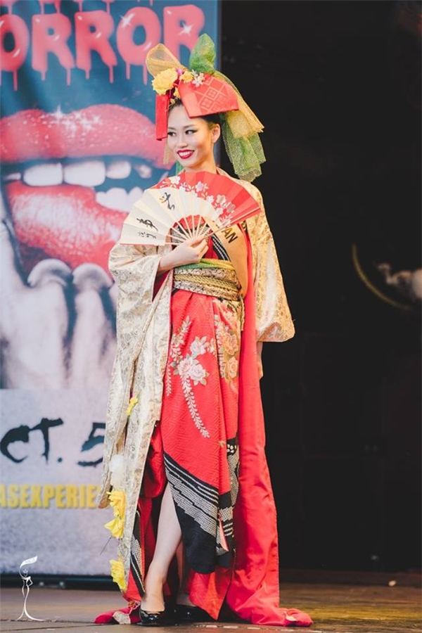 Ayaka Sato, Miss Grand Nhật Bản