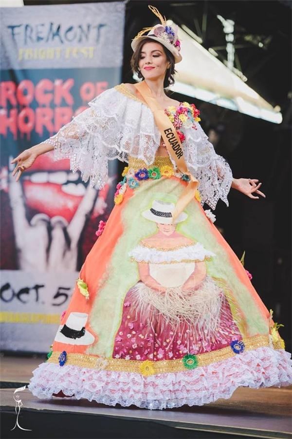 Carmen Veronica Iglesias Lopez, Miss Grand Ecuador