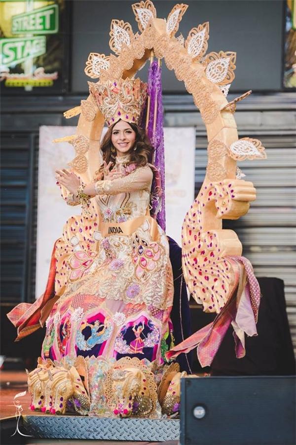 Pankhuri Gidwani, Miss Grand Ấn Độ