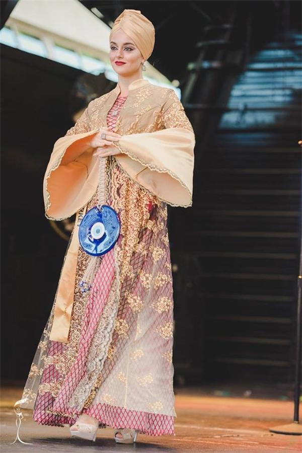 Diana Osypenko, Miss Grand Thổ Nhĩ Kì