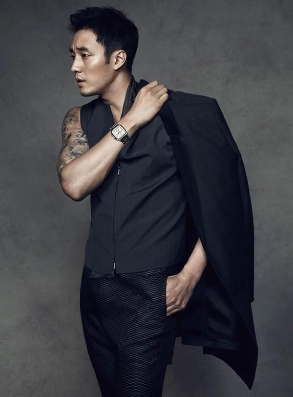 So Ji Sub là diễn viên hiếm hoi có rất ít tin đồn tình cảm. (Ảnh: Internet)