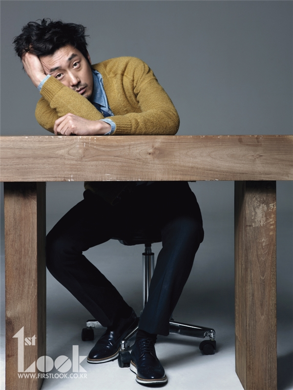 Ha Jung Woo là diễn viên có đủ mọi tố chất của một người đàn ông thành công. (Ảnh: Internet)