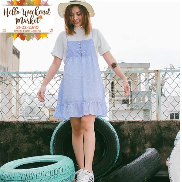 Cần Thơ chào đón sự trở lại tưng bừng của Hello Weekend Market