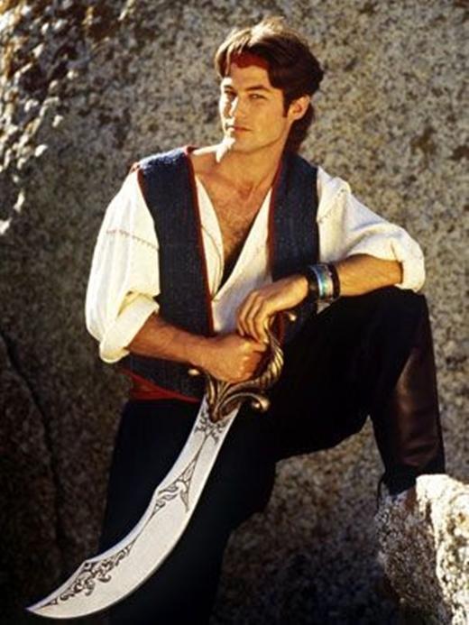 Vai diễn Sinbadchính là một bước đột phá lớn trong sự nghiệp diễn xuất của anh.