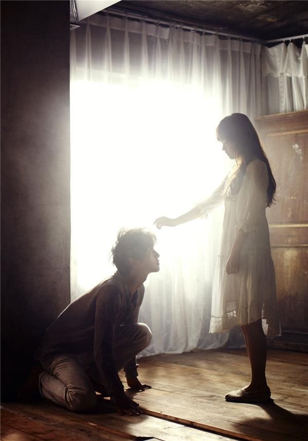 A Werewolf Boy cho người xem thấy một góc độ khác về tình yêu. (Ảnh: Internet)