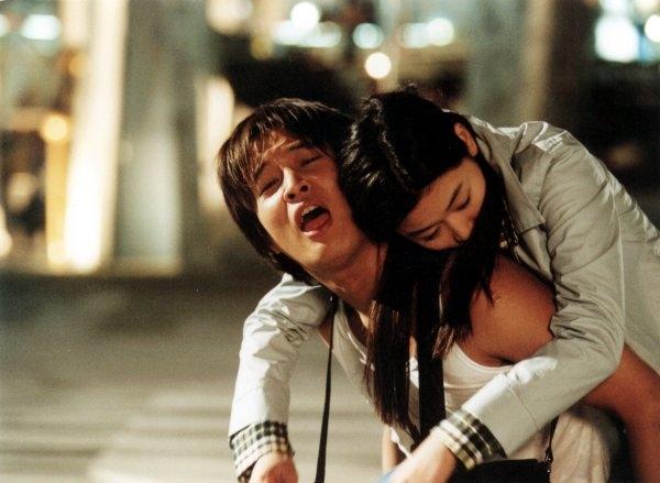 Gyeon Woo rơi vào tình yêu với cô gái lạ mà anh vô tình gặp. (Ảnh: Internet)