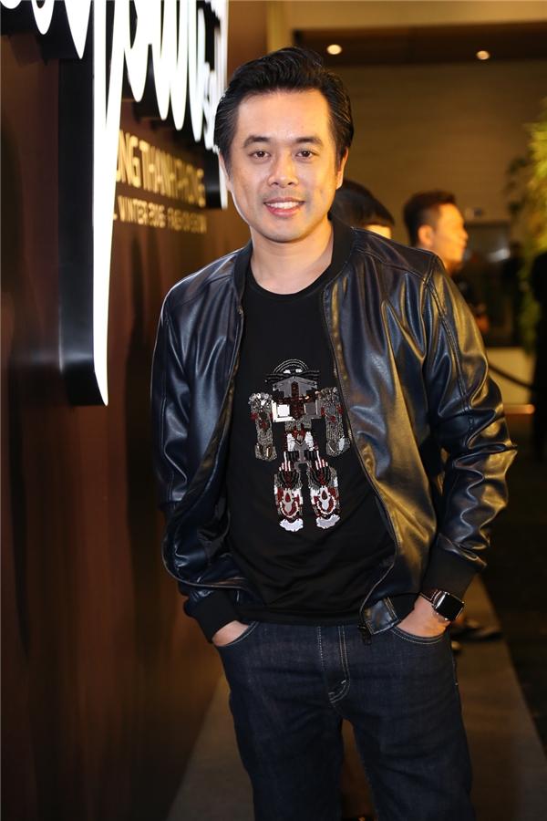 """Trang Pháp và Dương Khắc Linh """"đánh lẻ"""" khi tham gia đêm tiệc thời trang của Chung Thanh Phong."""