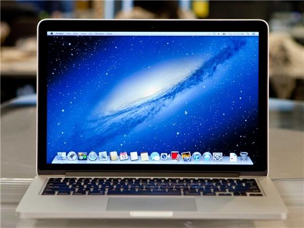 Từ 2012 đến nay, Macbook không có quá nhiều sự đột phá. (Ảnh: internet)