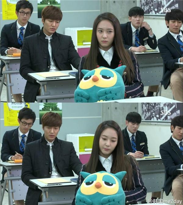 Người cá Jun Ji Hyun vượt thời gian nối lại tình xưa với Lee Min Ho