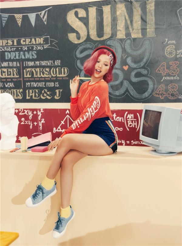 Với Say Yes, Suni Hạ Linh đã có những thay đổi rất lớn trong âm nhạc lẫn hình ảnh so với Em đã biết cũng như các dự án kết hợp trước đây.